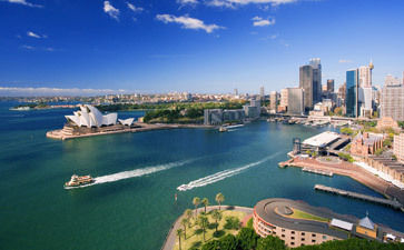 Sea/air Freight Shipping From China to Australia